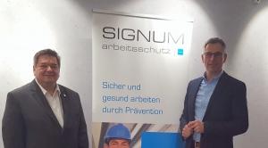 Read more about the article Bürgermeister gratuliert zum Firmenjubiläum