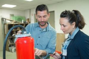 Der Brandschutzhelfer – Ausbildung