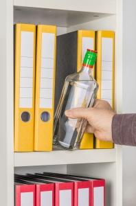 Suchtmittel Alkohol im Betrieb